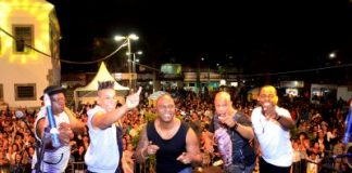 shows da festa da padroeira
