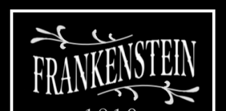 Imagem do cartaz do filme Frankenstein